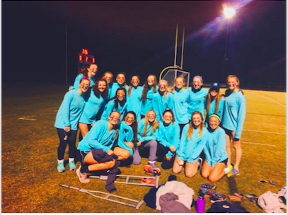 Juniors Prevail in the 2016 Powderpuff Games