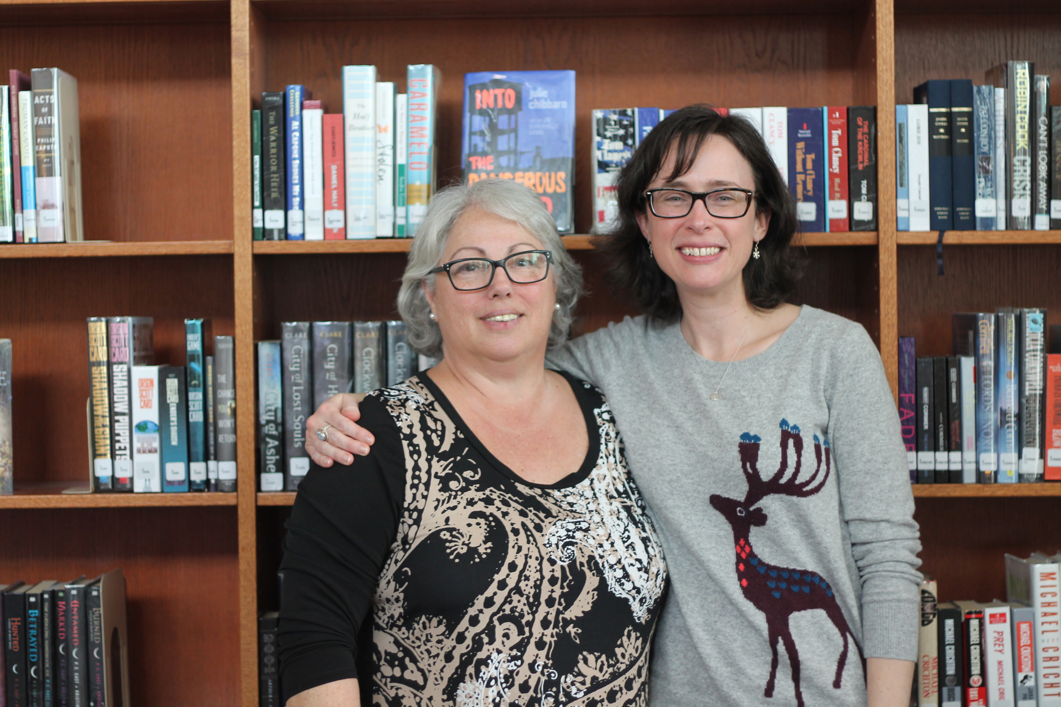 Librarians Inspire Love for Learning