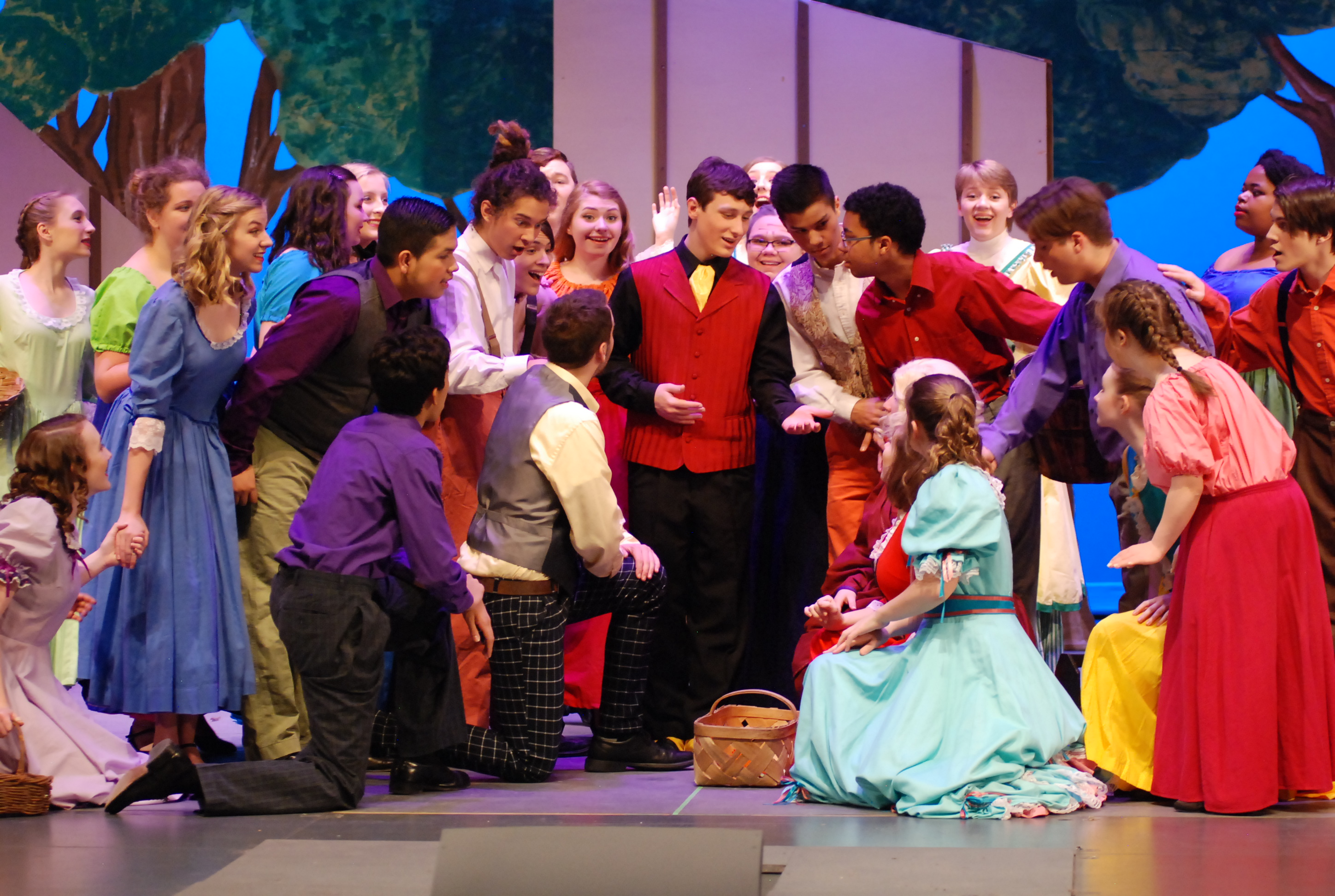 CHS production charms audience members