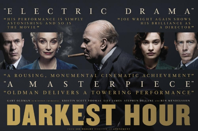 Darkest Hour Does Not Deserve the Limelight