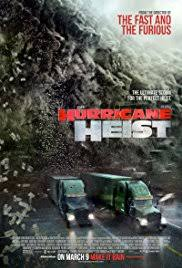 Hurricane Heist is a theft of two hours