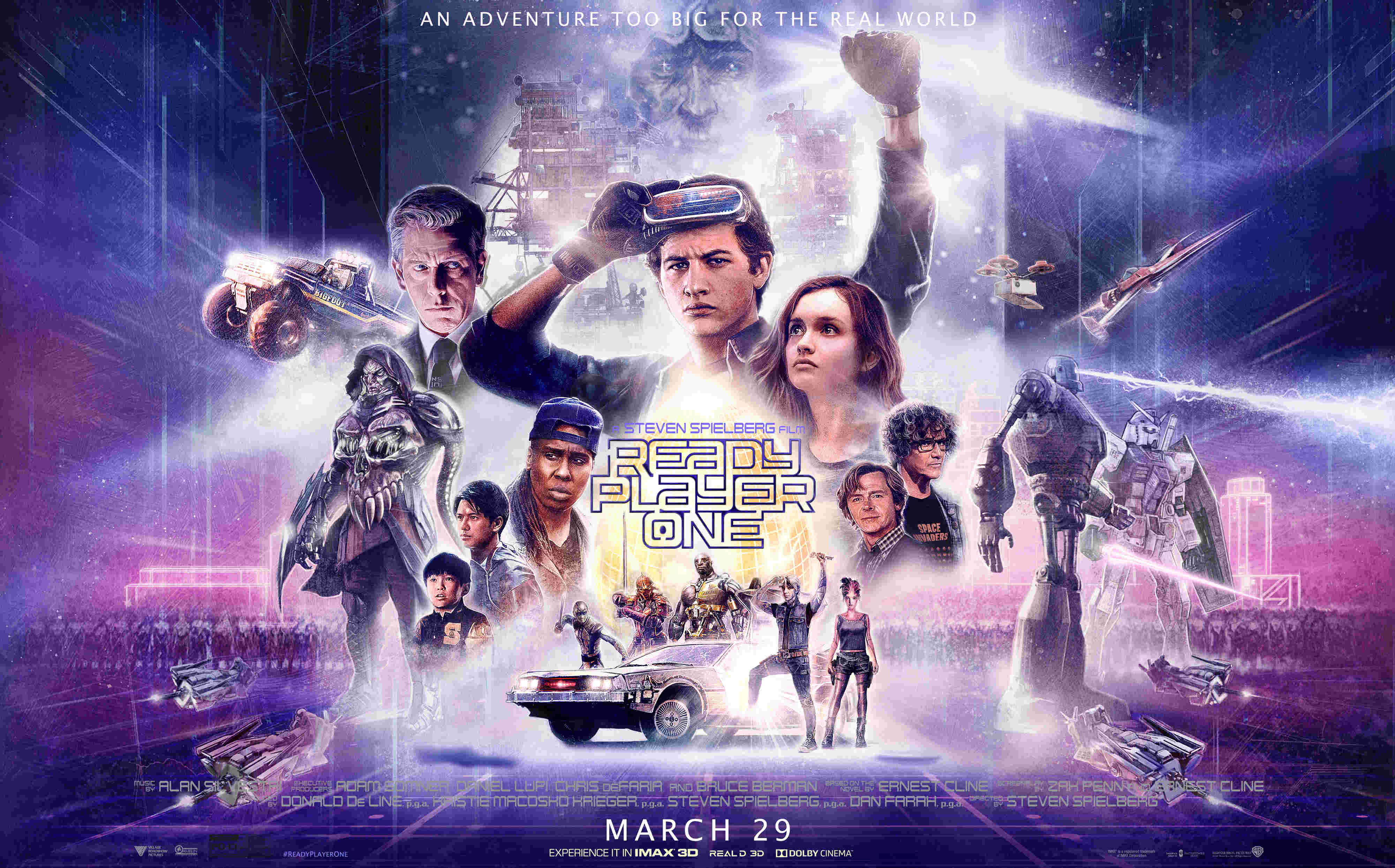 Ready Player One Done, Unready?