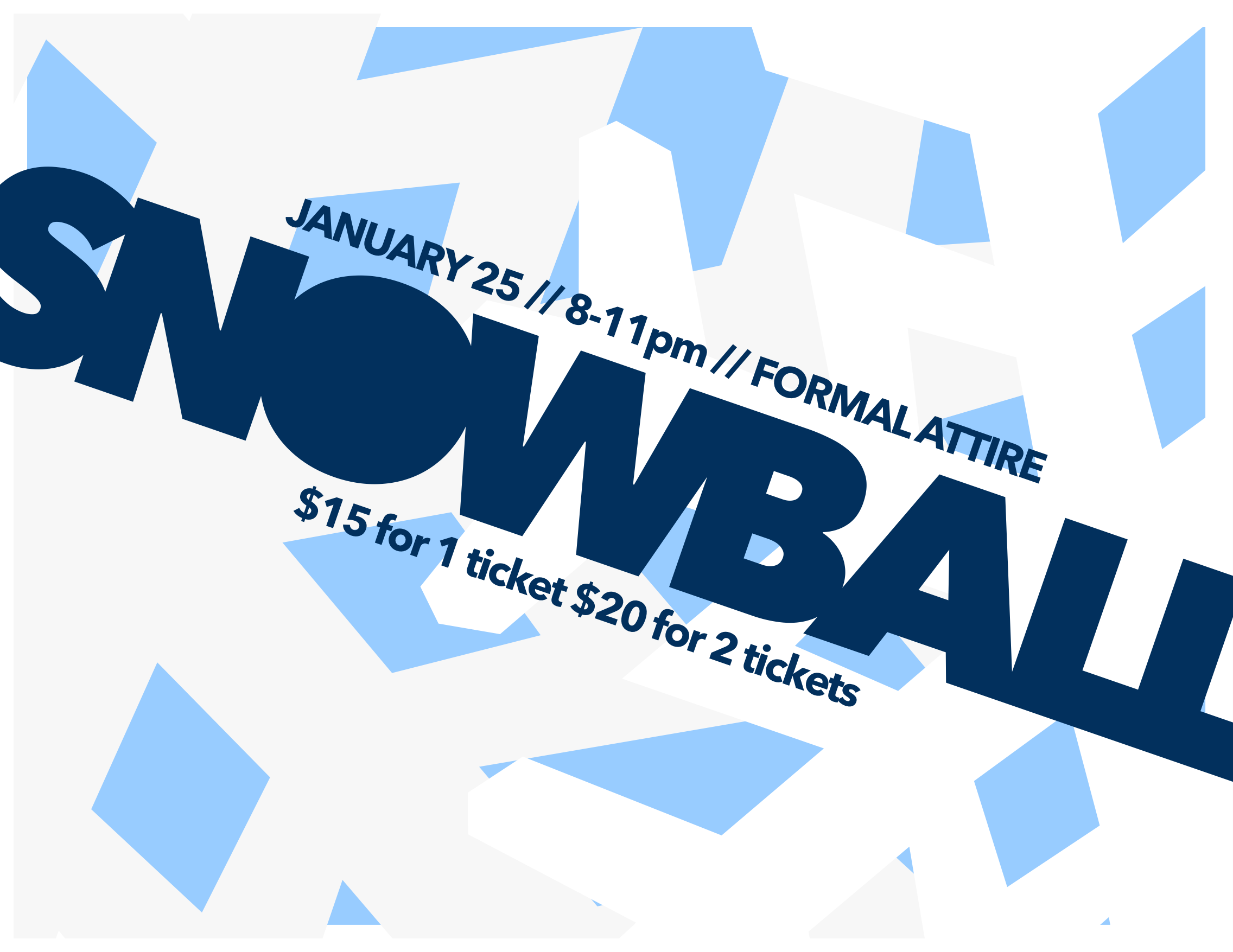 Snowball 2019: a preview