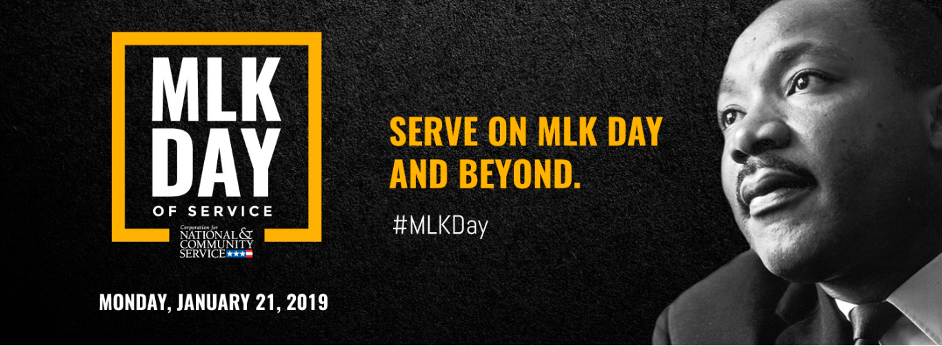 MLK Day: A day on, not a day off