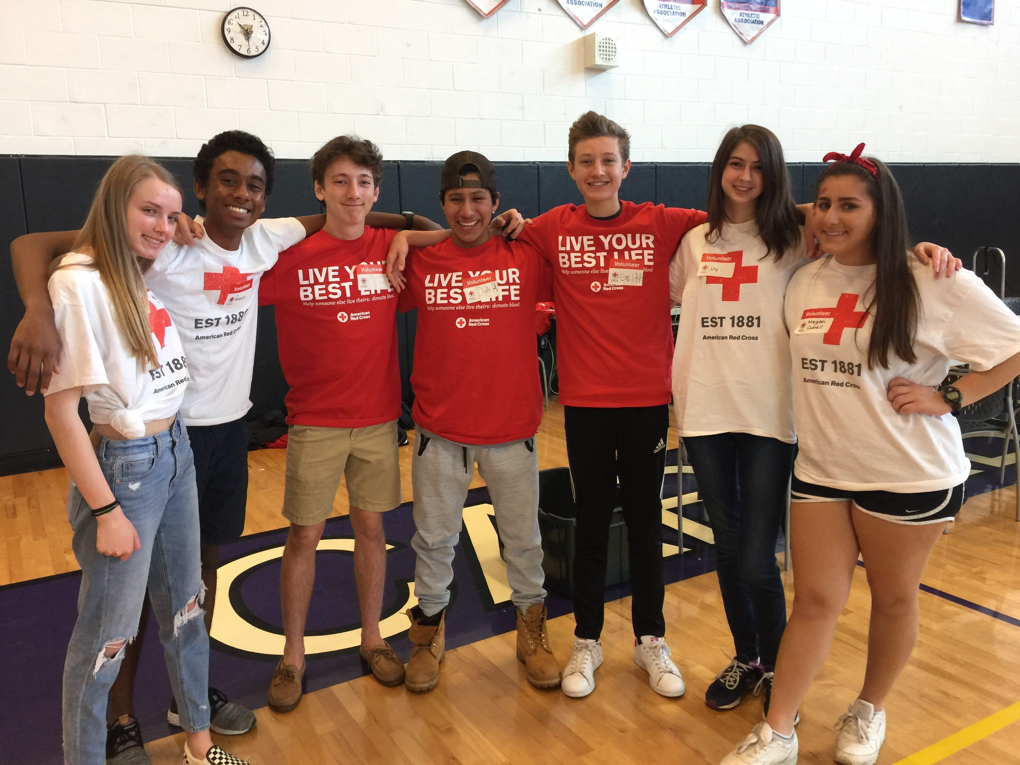 CHS' Biannual Blood Drive
