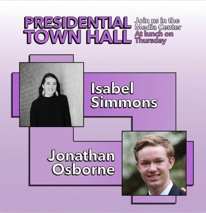 Candidates hold Presidential Town Hall