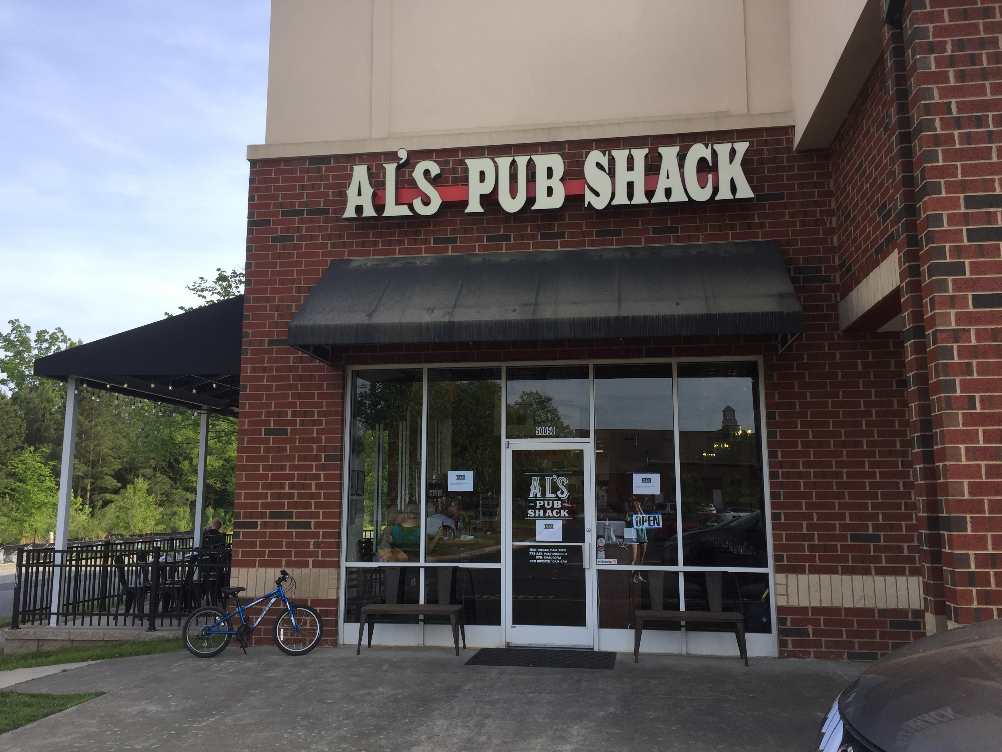 Positive beginning for Al's Pub Shack