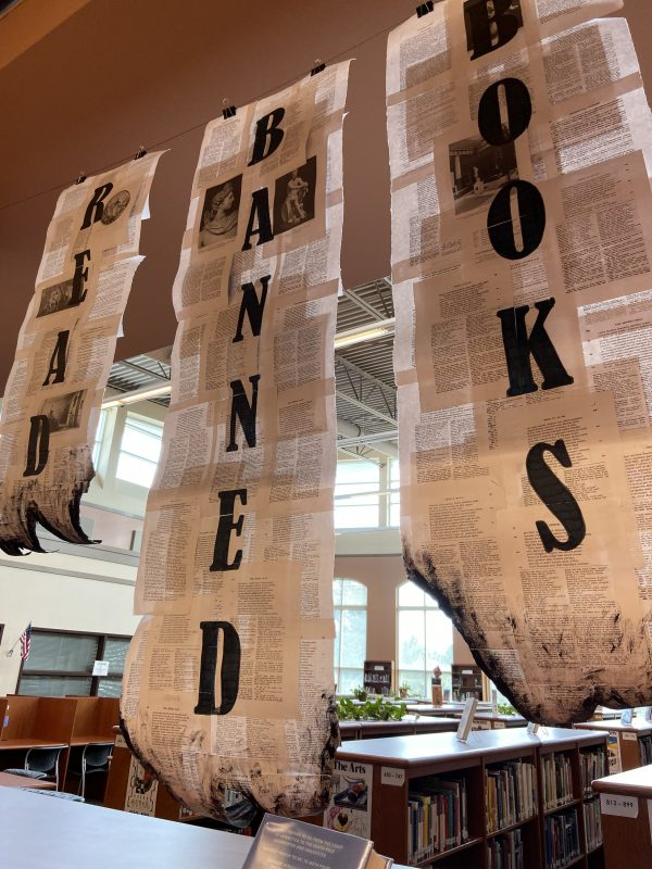 CHS Celebrates Banned Books Week