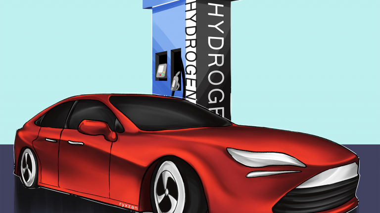 Hydrogen-powered vehicles become the future of the automotive industry