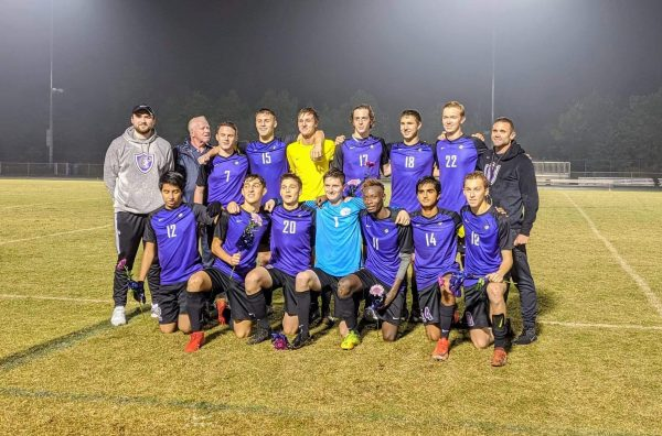 Men's Soccer Makes Postseason