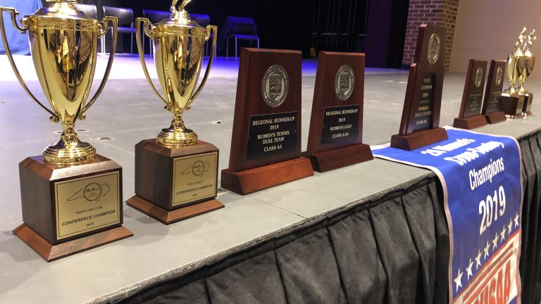 Carrboro holds fall sports banquet