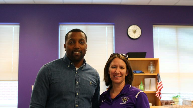 CIC Profiles: Mr. Taylor and Ms. Brooks