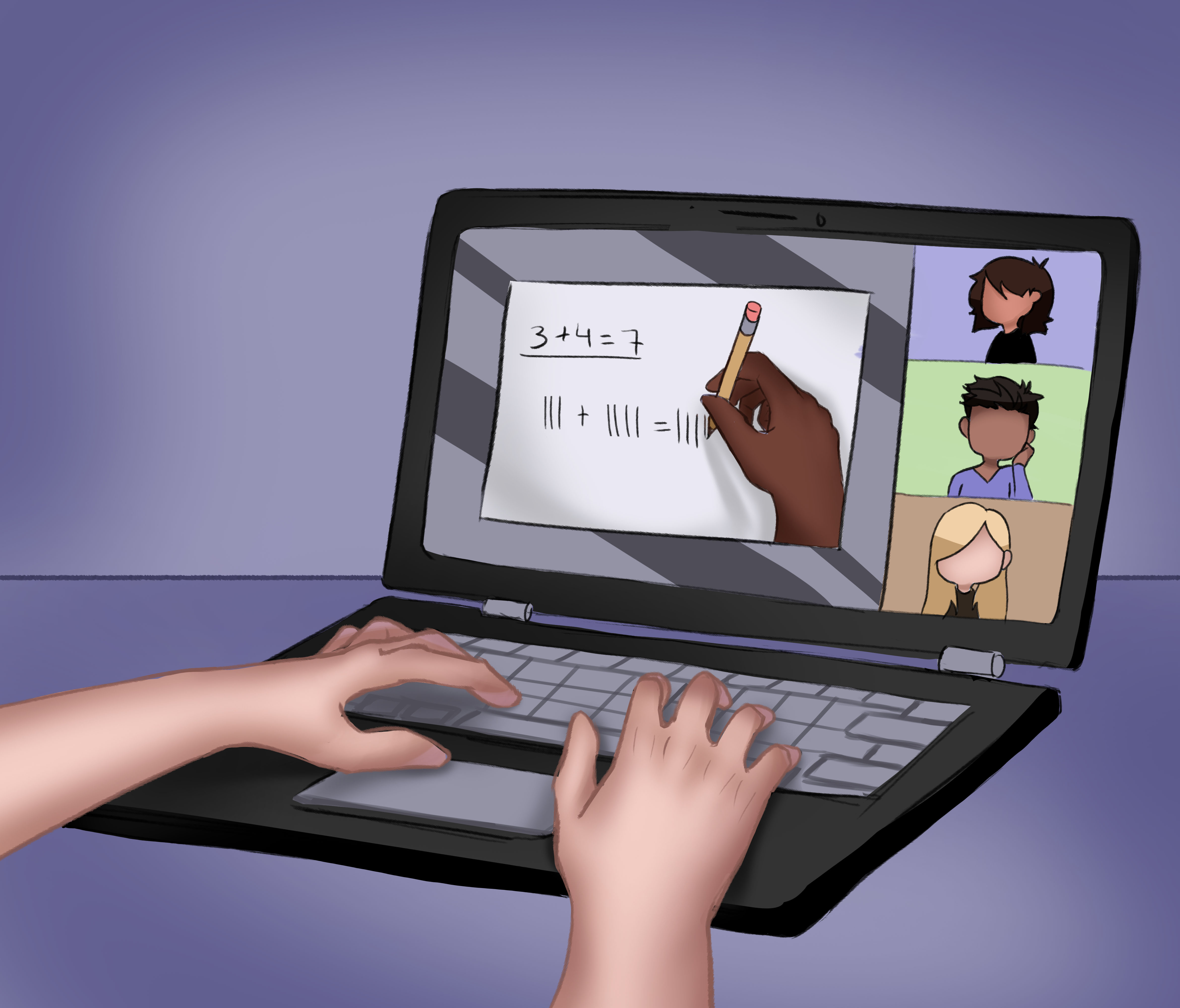 How are Students and Teachers Adapting to Online Learning?