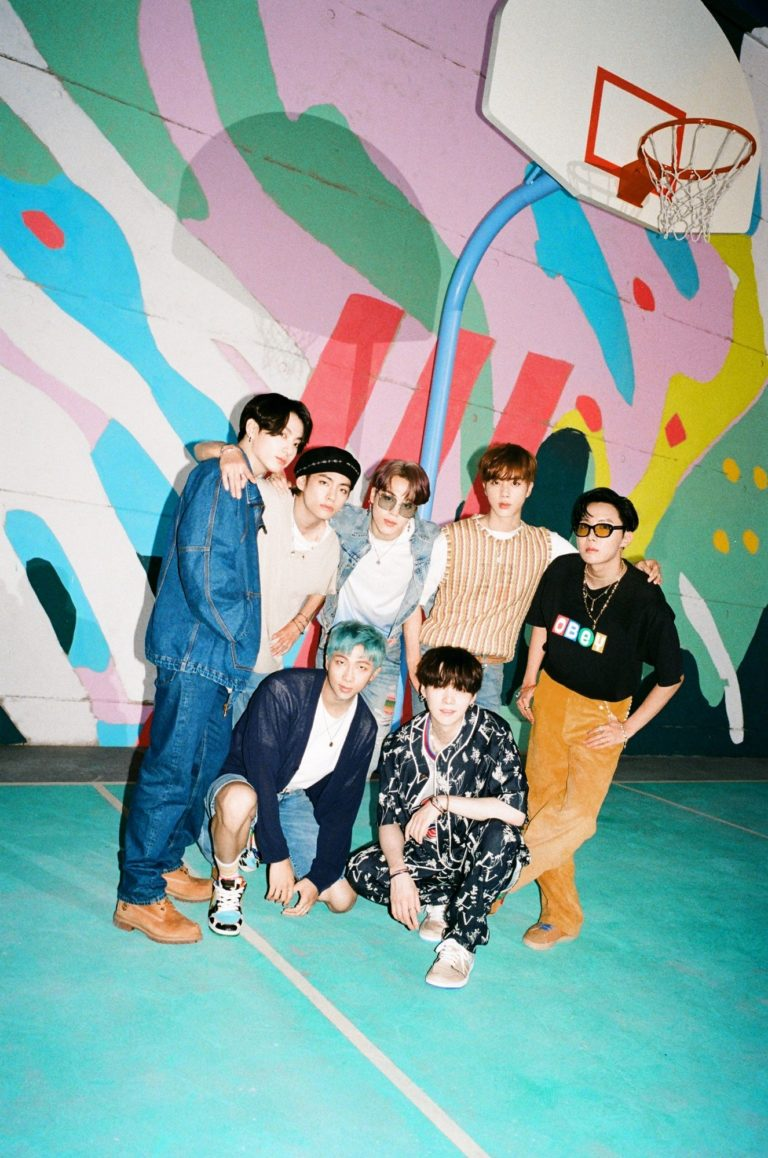 BTS's newest single blows up hearts and the charts