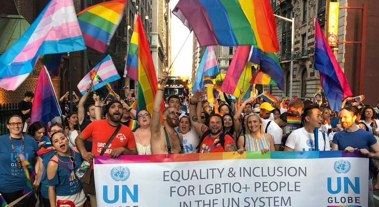 LGBTQ History Month and who it celebrates