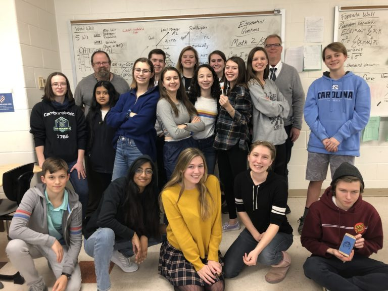 CHS students make the most of virtual clubs