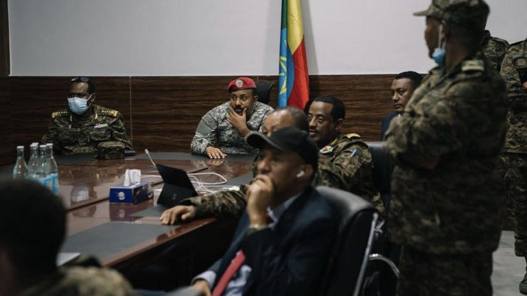 TPLF vs the federal government: conflict in Ethiopia